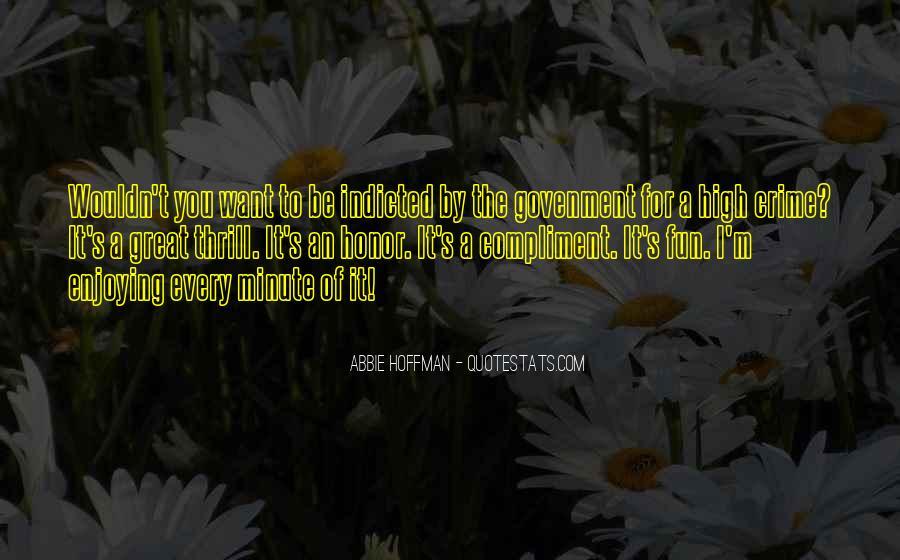 Abbie Hoffman Quotes #1086315