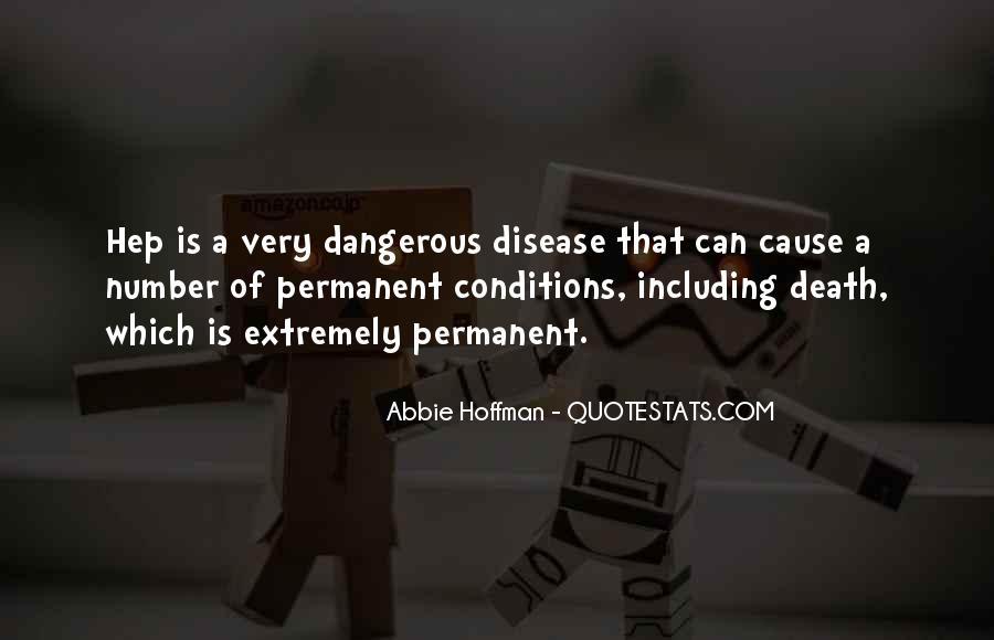 Abbie Hoffman Quotes #1122358