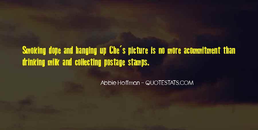 Abbie Hoffman Quotes #1338899