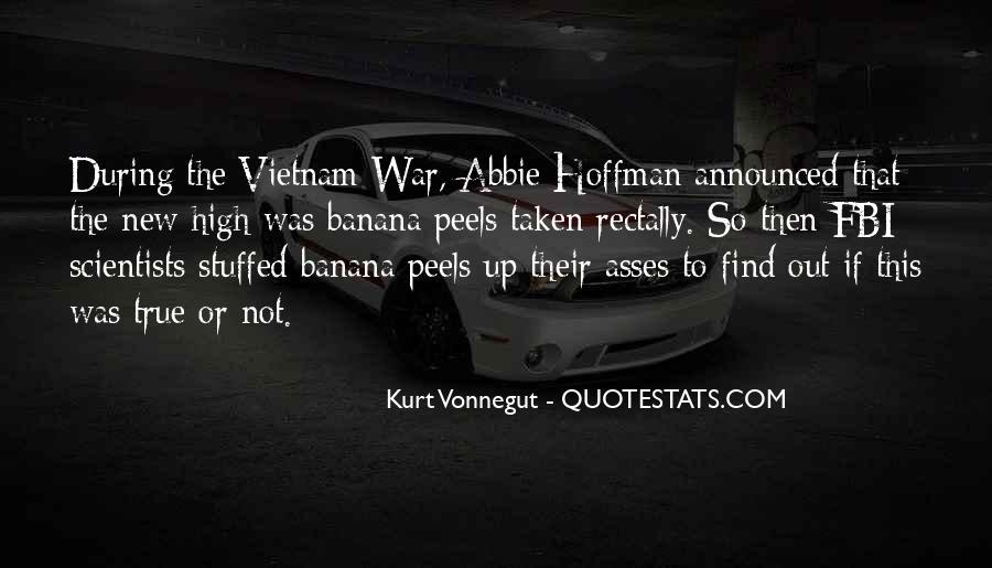 Abbie Hoffman Quotes #1572914