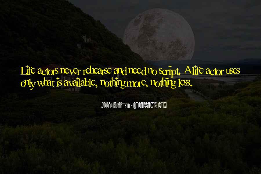 Abbie Hoffman Quotes #640393