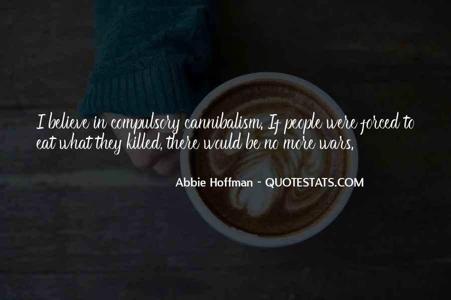 Abbie Hoffman Quotes #726184