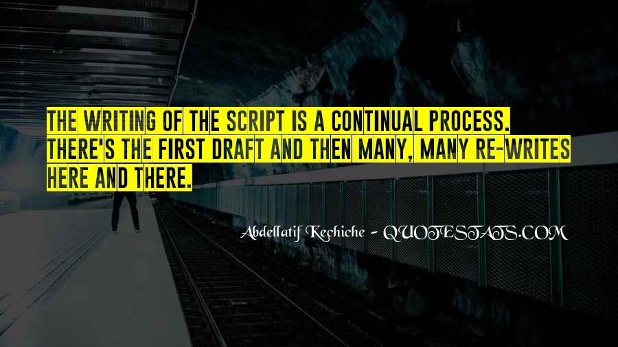 Abdellatif Kechiche Quotes #1523562