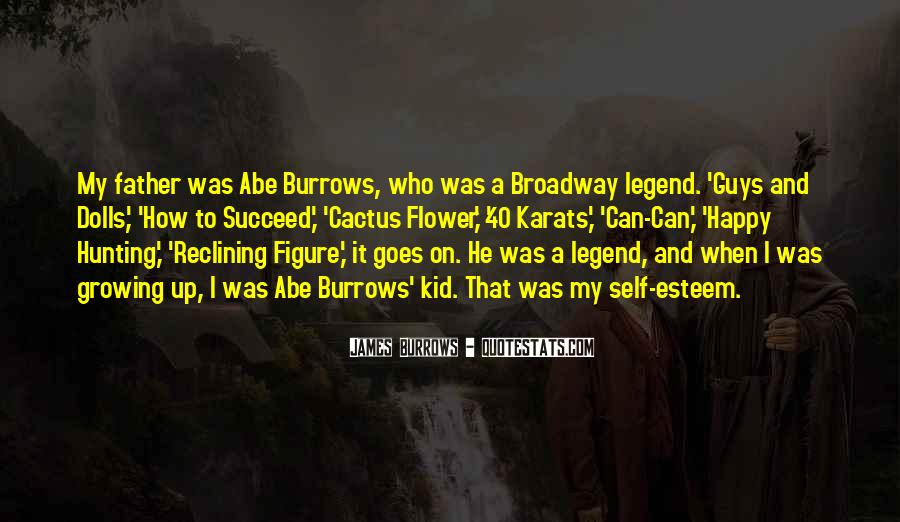 Abe Burrows Quotes #1838914