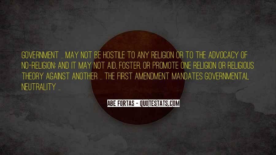 Abe Fortas Quotes #1508253