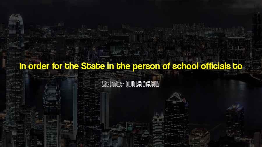 Abe Fortas Quotes #1610087