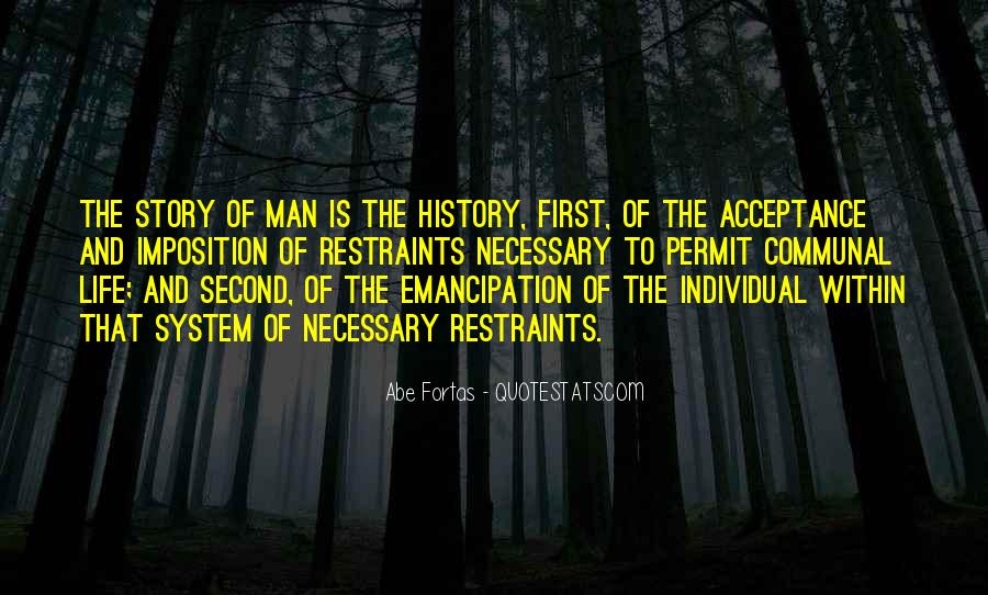 Abe Fortas Quotes #614331