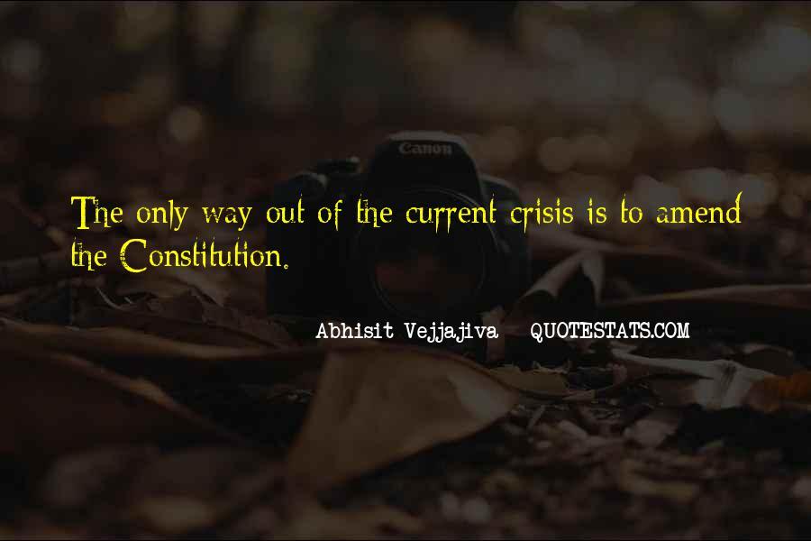 Abhisit Vejjajiva Quotes #392002