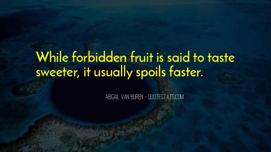 Abigail Van Buren Quotes #1006929