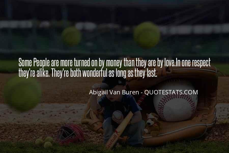 Abigail Van Buren Quotes #100766