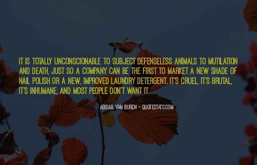 Abigail Van Buren Quotes #1010361