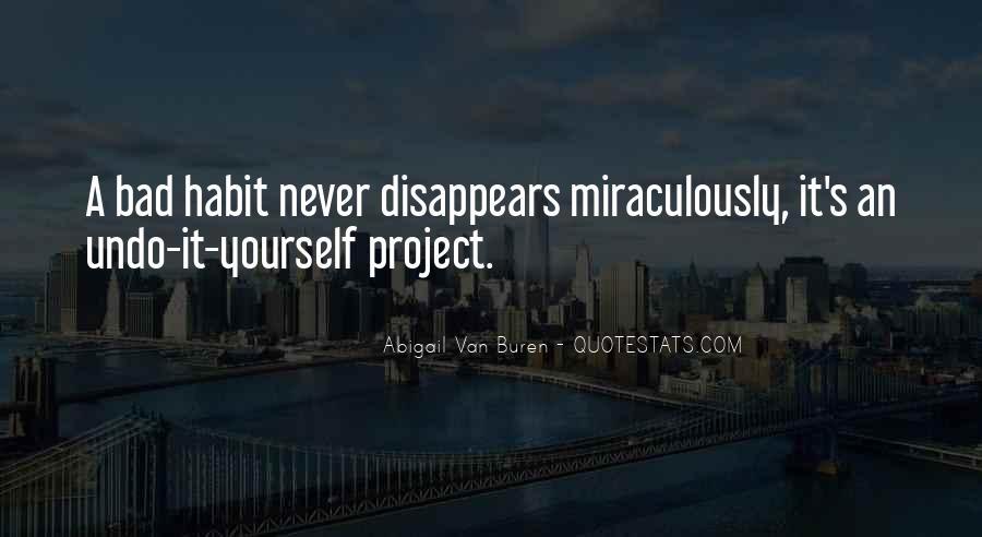 Abigail Van Buren Quotes #1348538