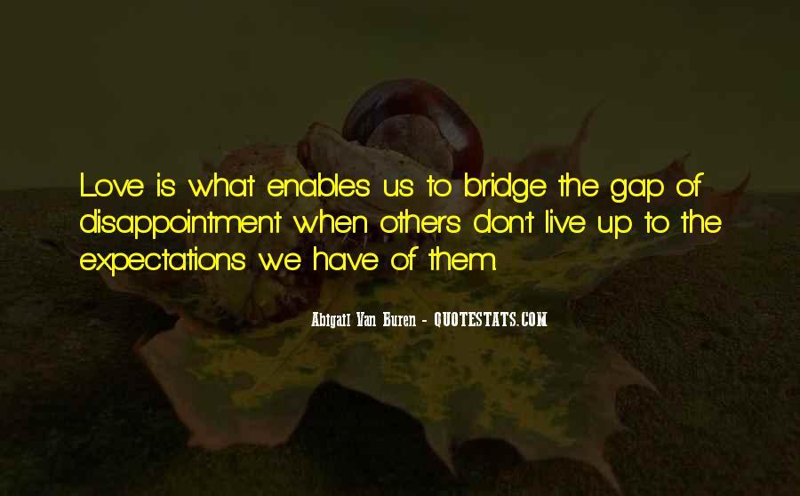 Abigail Van Buren Quotes #1384829