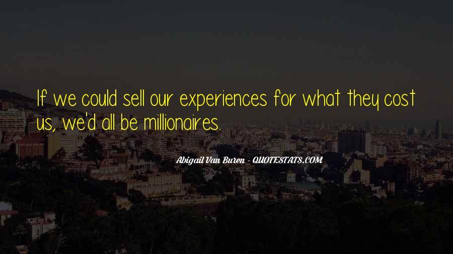 Abigail Van Buren Quotes #1653741