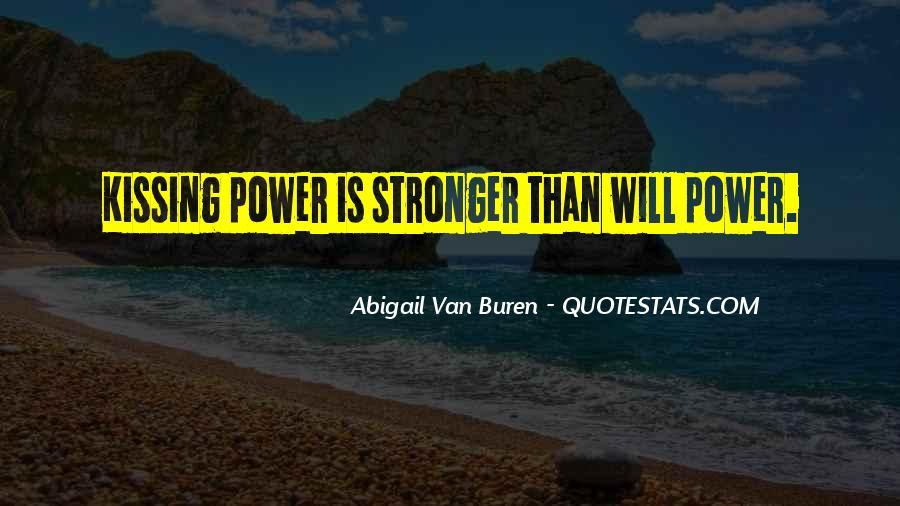 Abigail Van Buren Quotes #1705031