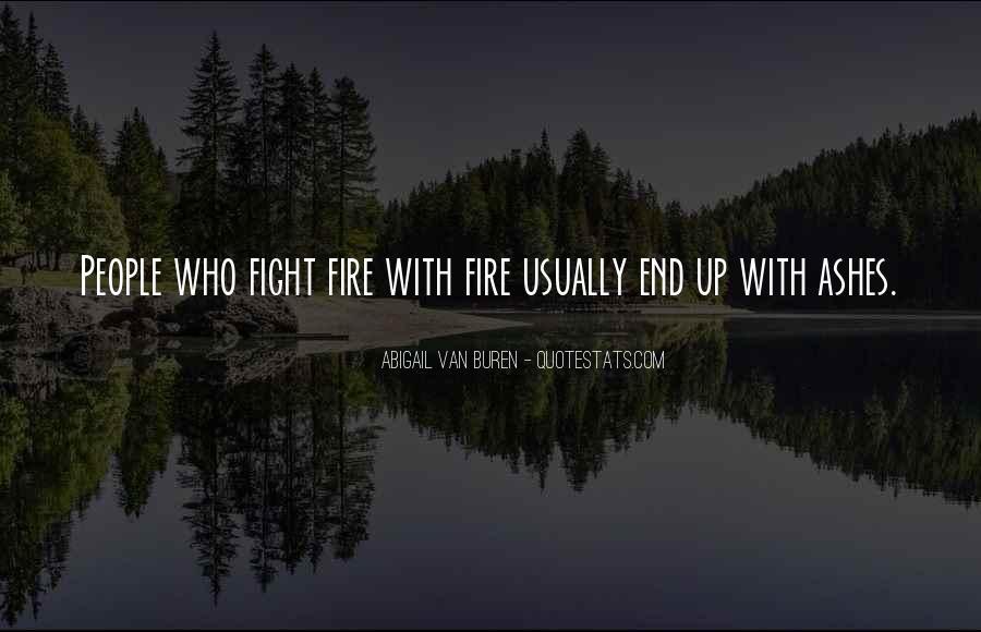 Abigail Van Buren Quotes #1780738
