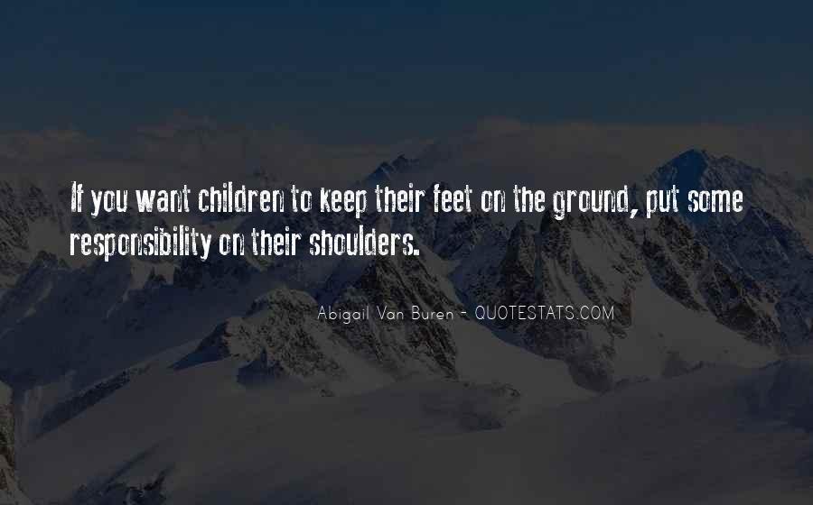 Abigail Van Buren Quotes #1790242