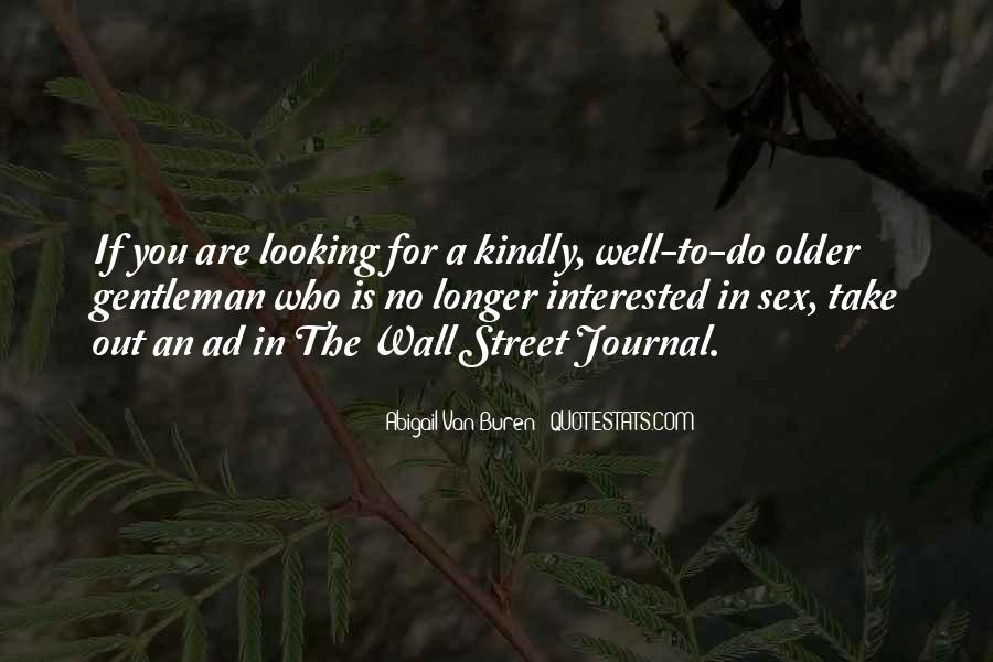 Abigail Van Buren Quotes #269000