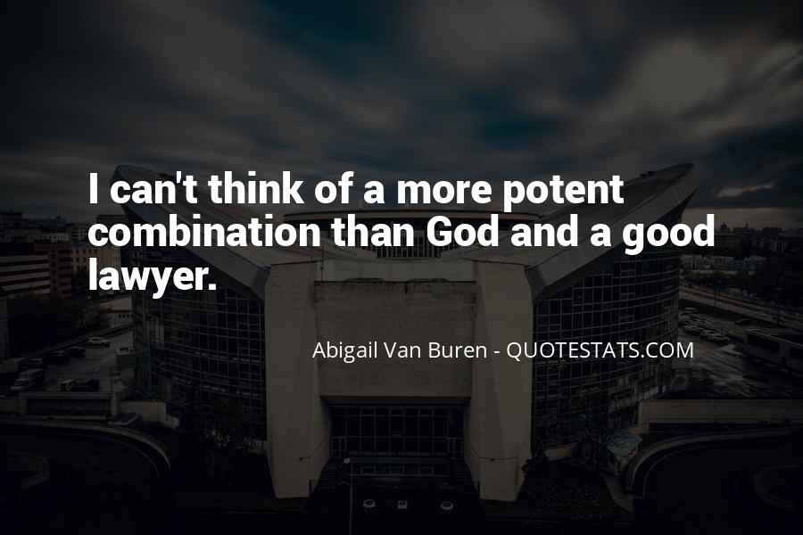 Abigail Van Buren Quotes #35638