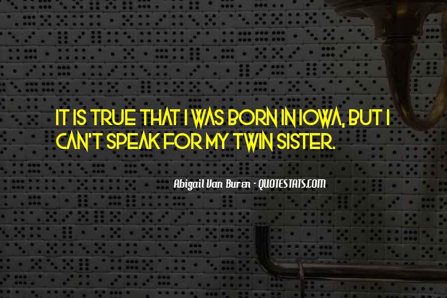 Abigail Van Buren Quotes #452259