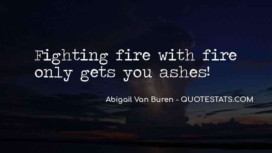 Abigail Van Buren Quotes #781966