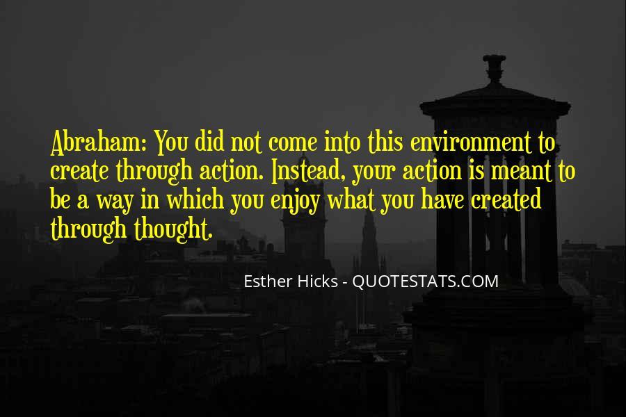 Abraham Hicks Quotes #1300171
