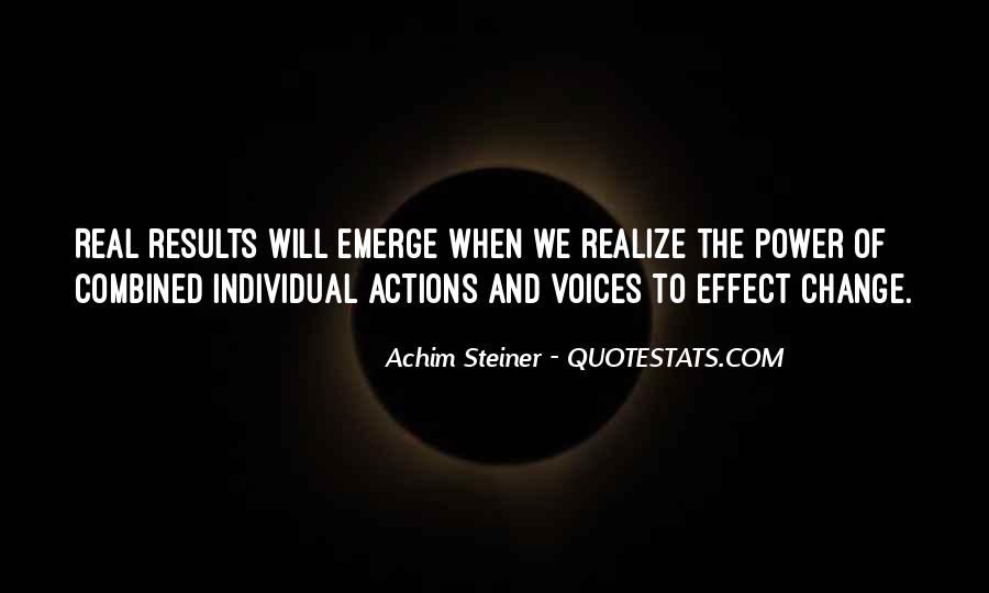 Achim Steiner Quotes #1510738