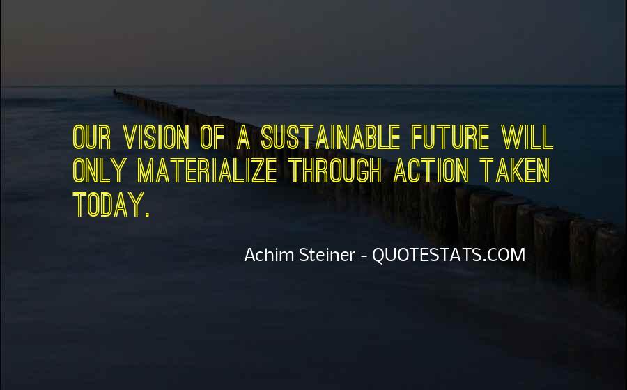Achim Steiner Quotes #599119