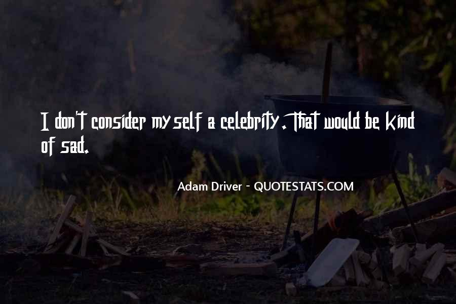Adam Driver Quotes #1012684