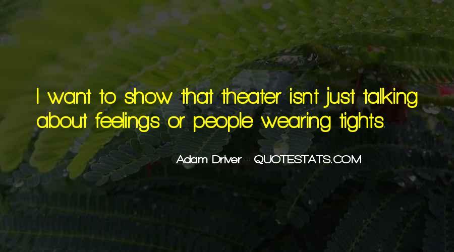 Adam Driver Quotes #1224181