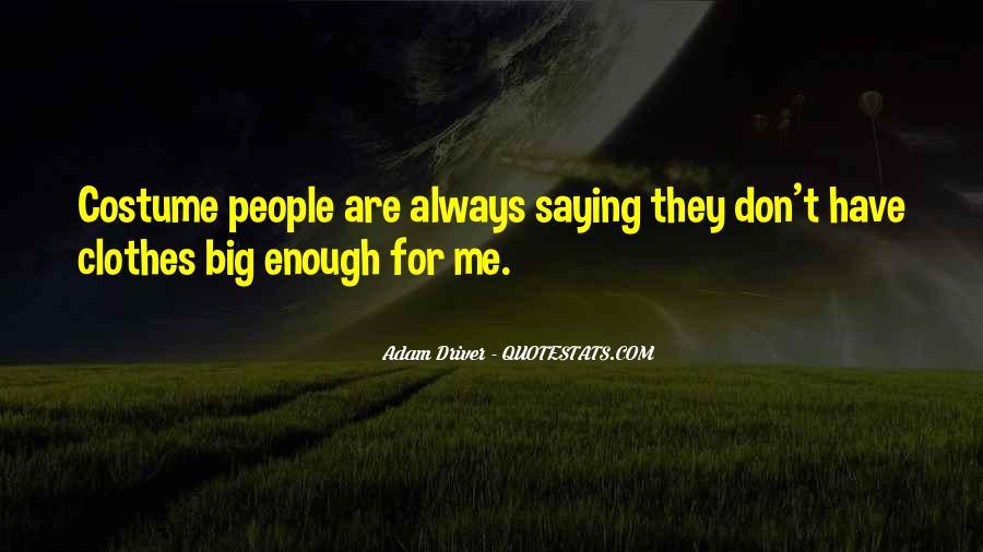 Adam Driver Quotes #126743