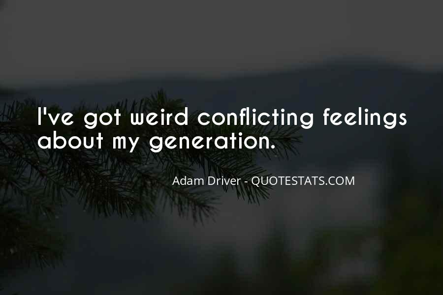 Adam Driver Quotes #1288760