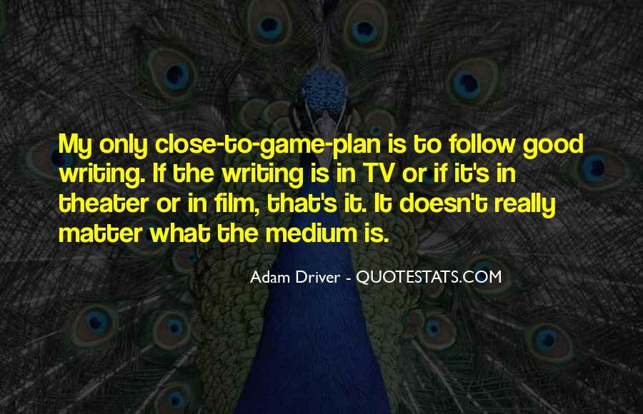 Adam Driver Quotes #1371801