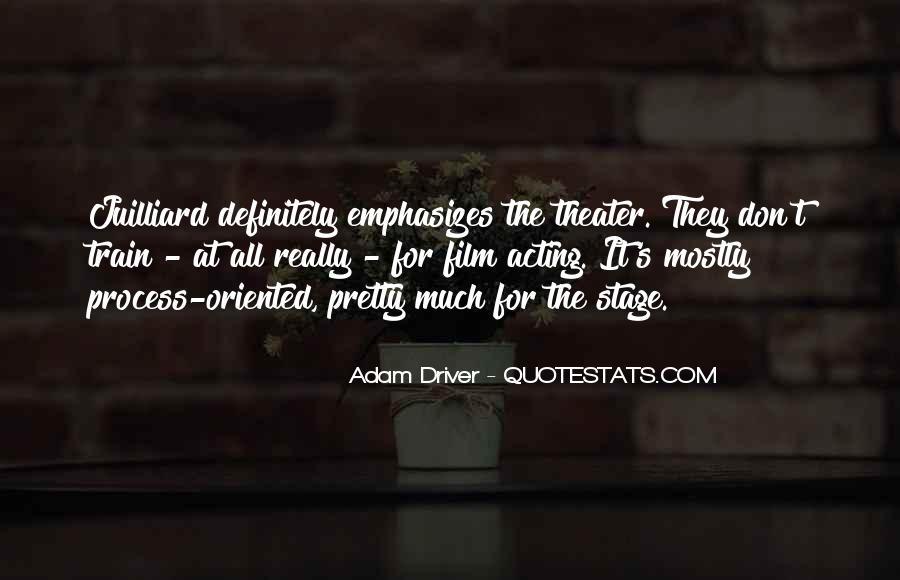 Adam Driver Quotes #1390722