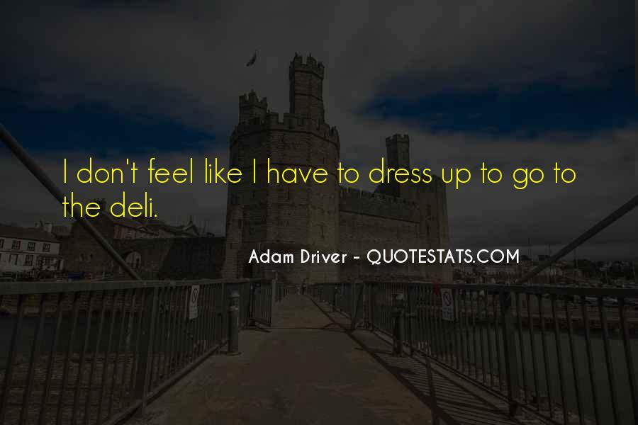Adam Driver Quotes #1483299