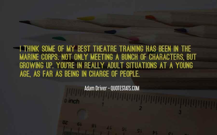 Adam Driver Quotes #1523337