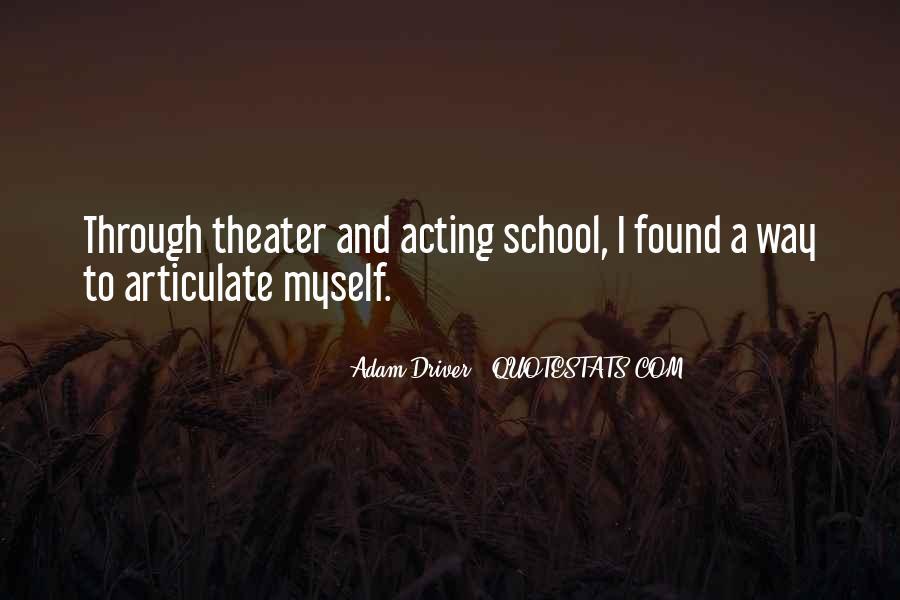 Adam Driver Quotes #1633728