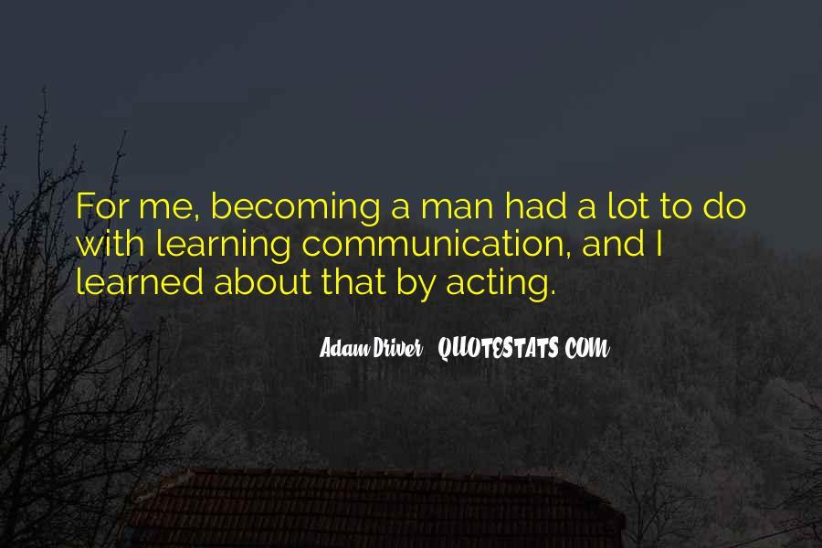 Adam Driver Quotes #1651833