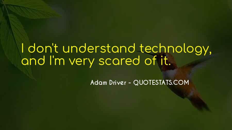 Adam Driver Quotes #178005