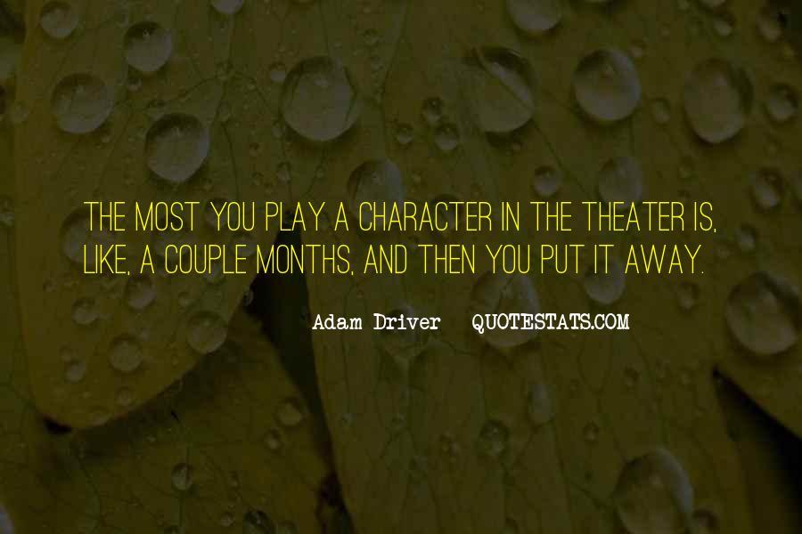 Adam Driver Quotes #1800781