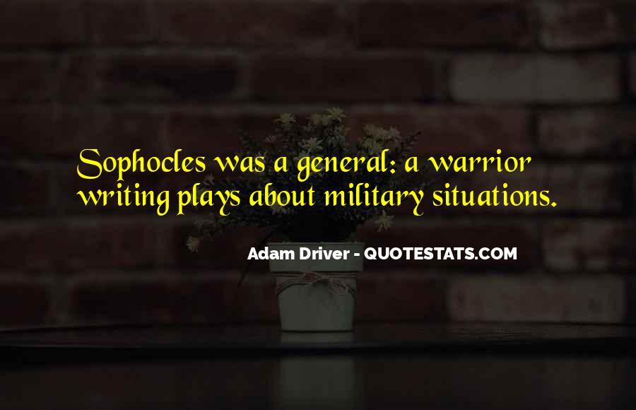 Adam Driver Quotes #222747
