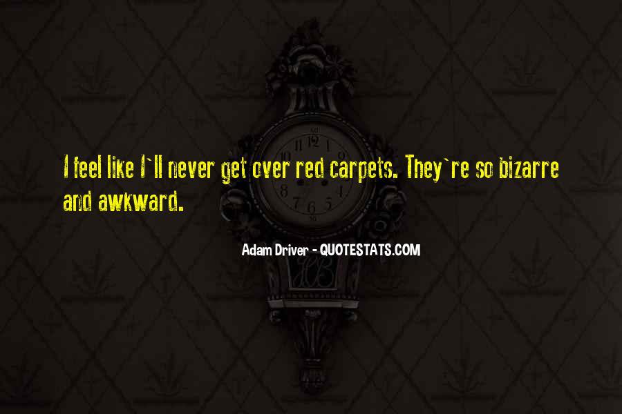 Adam Driver Quotes #265457