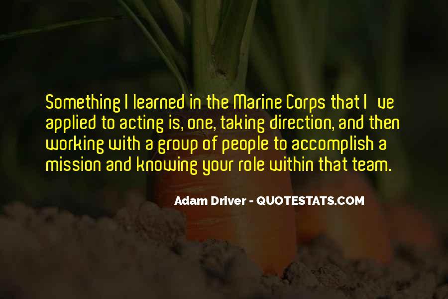 Adam Driver Quotes #271753