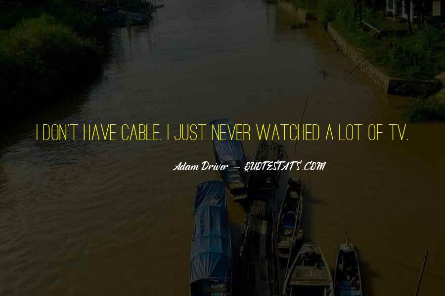 Adam Driver Quotes #336057