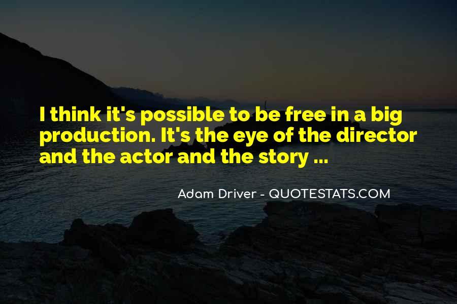 Adam Driver Quotes #387603