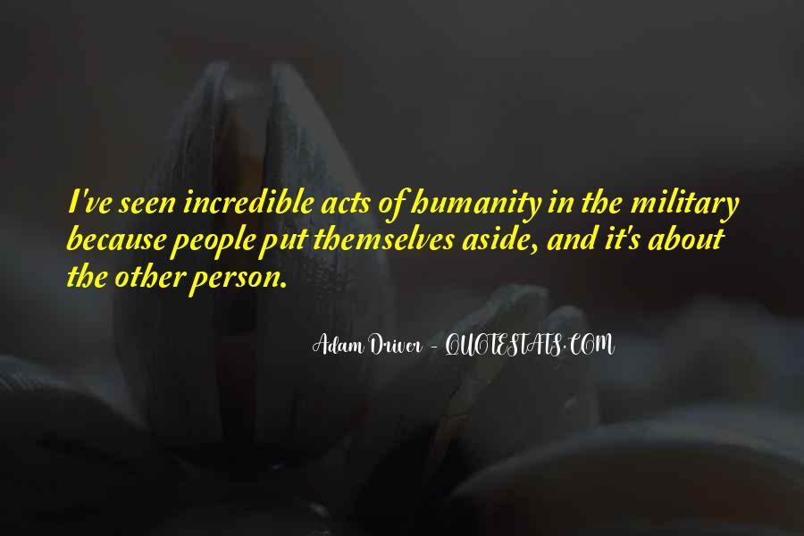Adam Driver Quotes #439095