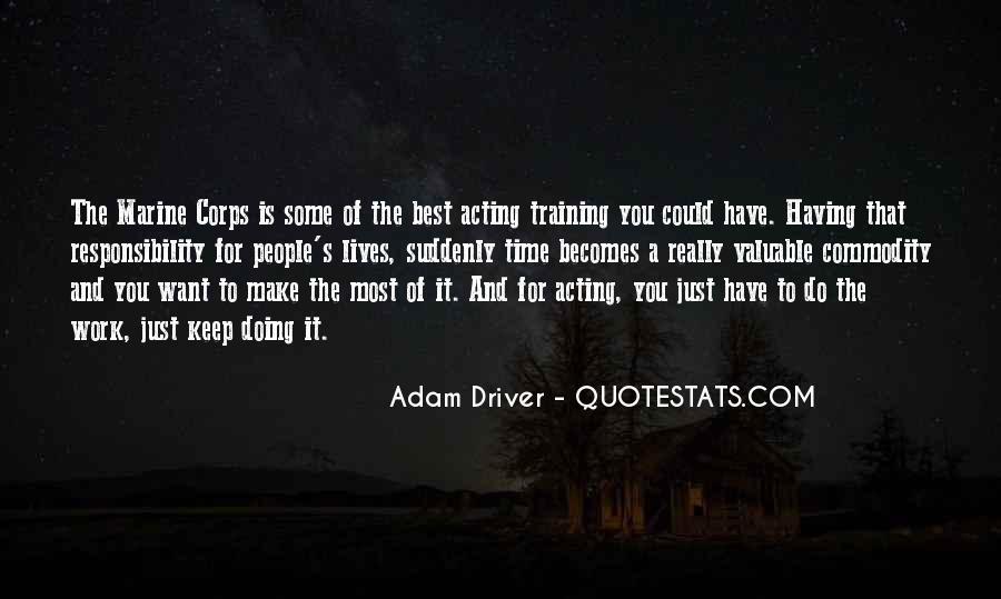 Adam Driver Quotes #529742