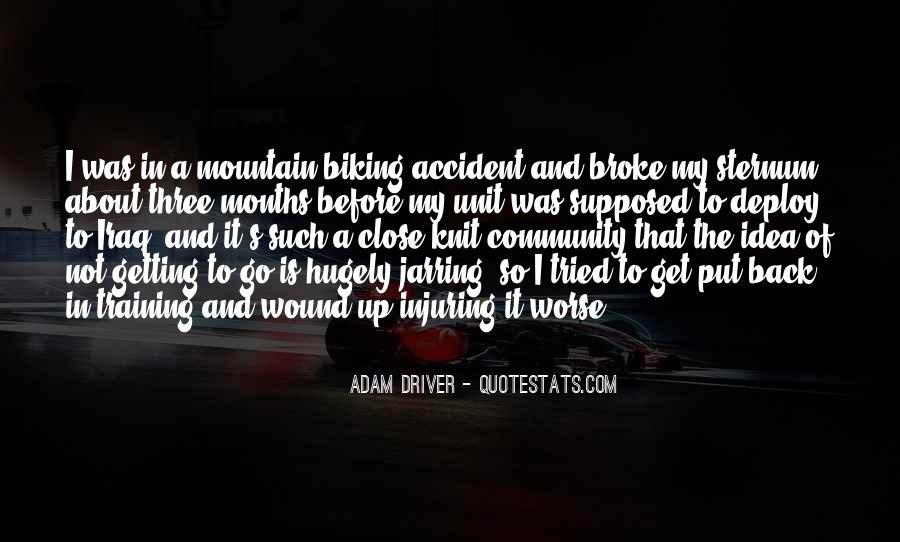 Adam Driver Quotes #538244