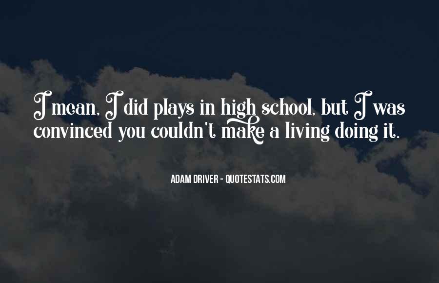 Adam Driver Quotes #682450