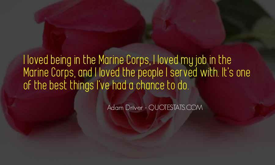 Adam Driver Quotes #79229